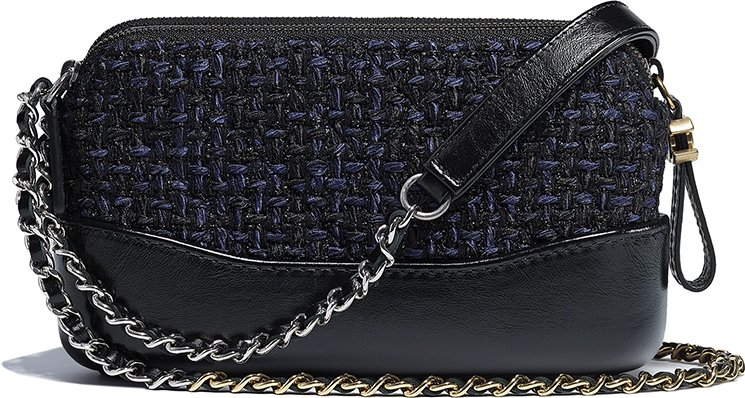 Chanel-Tweed-Gabrielle-Clutch-With-Chain-2