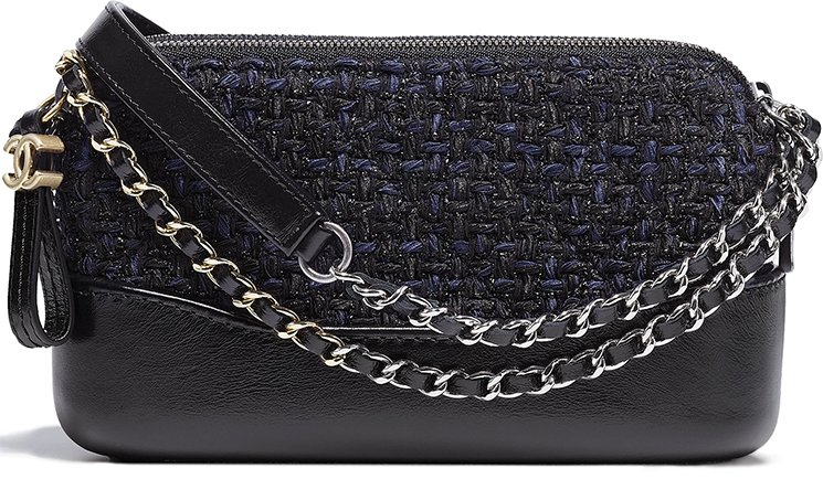 Chanel-Tweed-Gabrielle-Clutch-With-Chain