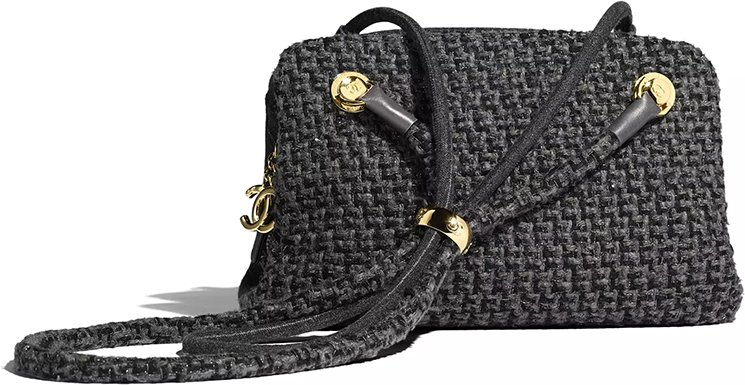 Chanel-Tweed-Shopping-Bag