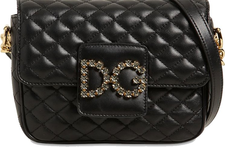 6be054f14dbe Dolce And Gabbana Millennial Quilted Bag – Bragmybag