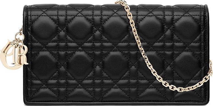 Lady-Dior-Clutch-With-Chain
