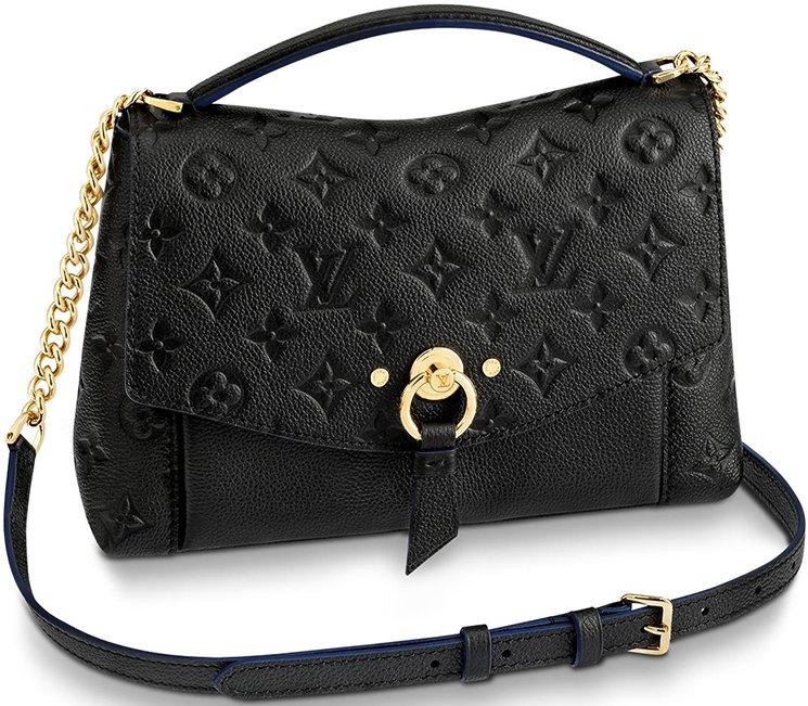 a9edd84191b6 Louis Vuitton Blanche Handle BB Bag