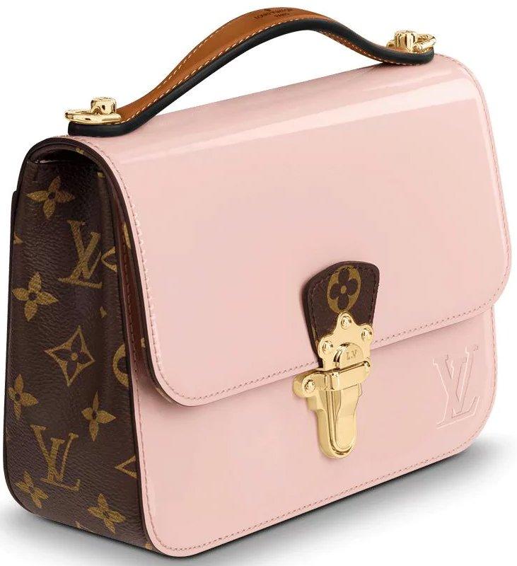 Louis-Vuitton-CherryWood-Handle-BB-Bag-2