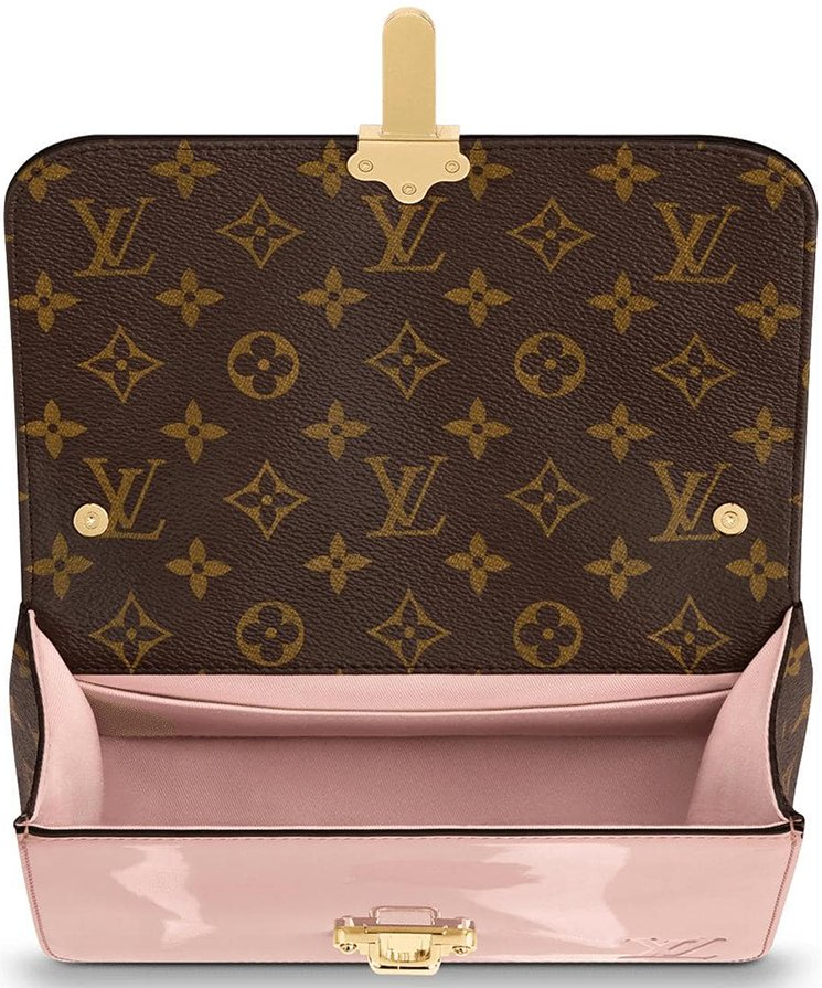 Louis-Vuitton-CherryWood-Handle-BB-Bag-3