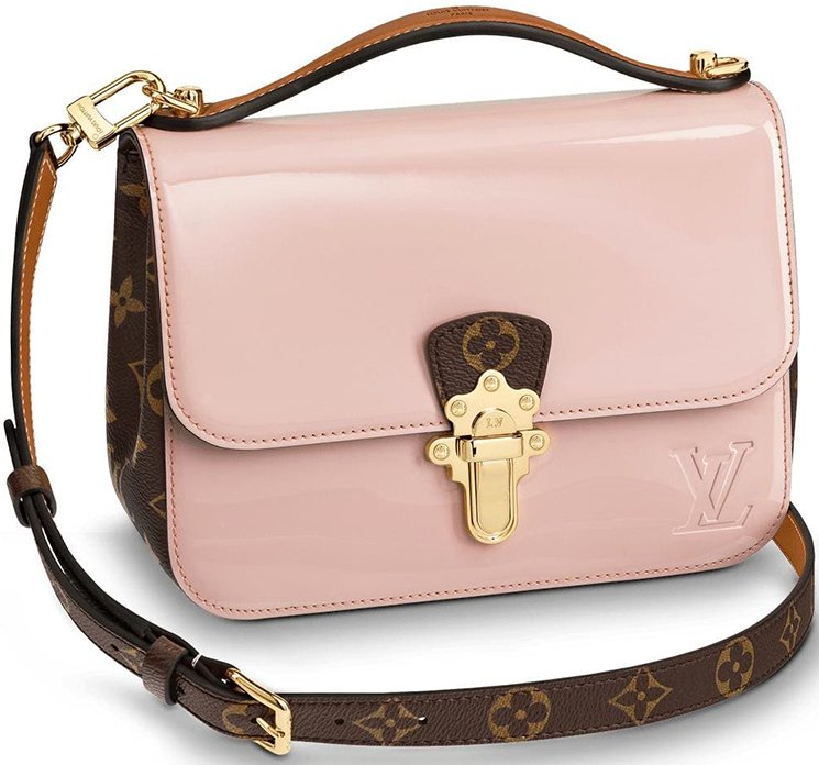 Louis-Vuitton-CherryWood-Handle-BB-Bag