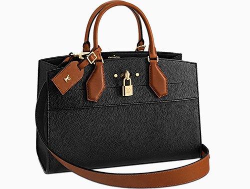 0cac90c015d0 Louis Vuitton City Steamer EW Bag