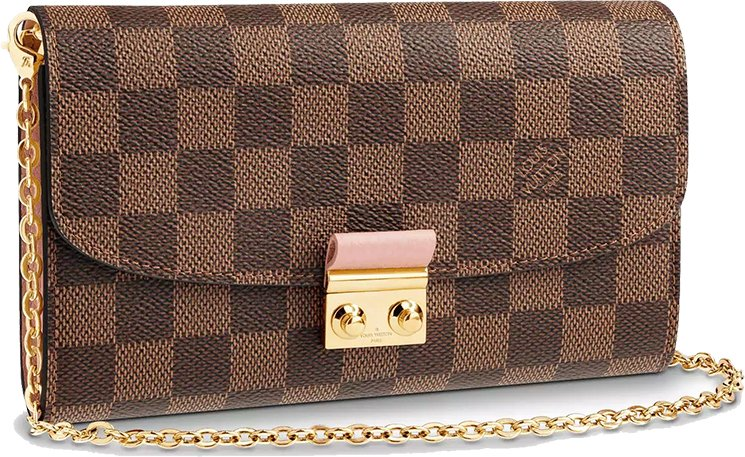 Louis-Vuitton-Croisette-Chain-Wallet