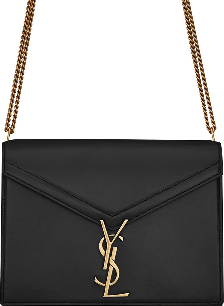 Saint-Laurent-Cassandra-Chain-Bag