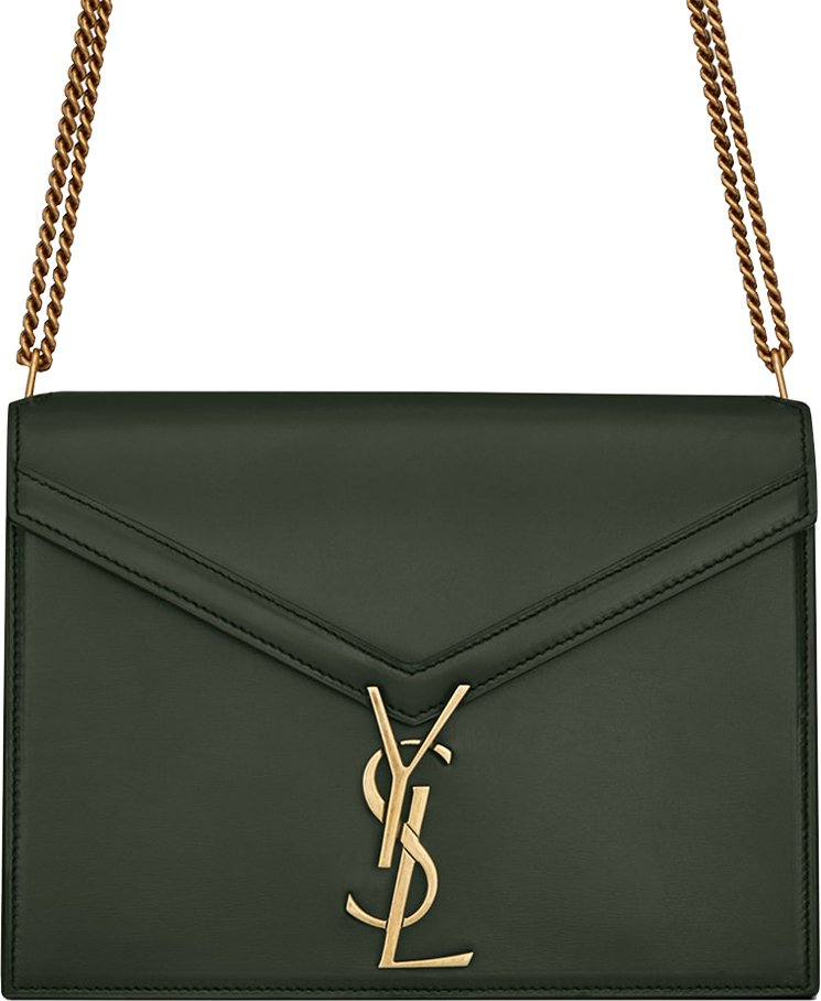 Saint-Laurent-Cassandra-Chain-Bag-6