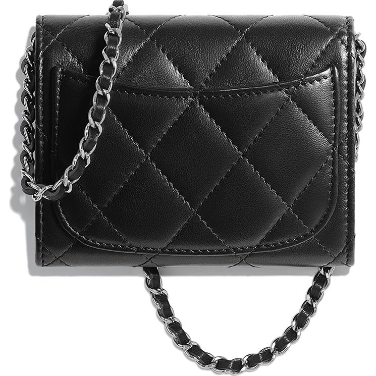 ededd058f9d Chanel Classic Mini Clutch With Chain