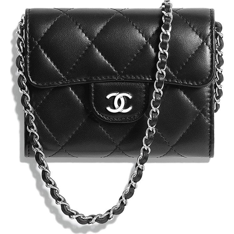 5853cc9ee1b4 Chanel Classic Mini Clutch With Chain | Bragmybag