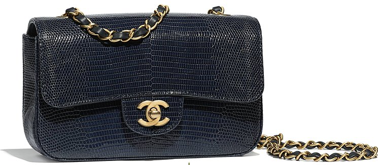 22d7c4b23bb8 Chanel Crackled Lizard New Mini Flap Bag Style code: A69900 Size: 4.9' x  7.9′ x 2.8′ inches. Price: $9200 USD, €7800 euro, £6920 GBP, $13270 SGD, ...
