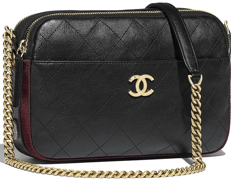 b0f70af2a9 Chanel Fall Winter 2018 Seasonal Bag Collection Act 1