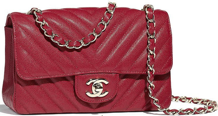 d24d5a370970 Chanel Fall Winter 2018 Classic And Boy Bag Collection Act 1 | Bragmybag