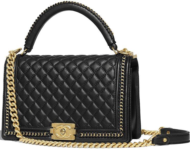 5af355350b17 Chanel Boy Bag 2018 Collection | Stanford Center for Opportunity ...