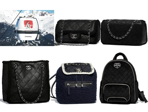 Chanel Coco Neige Bag Collection