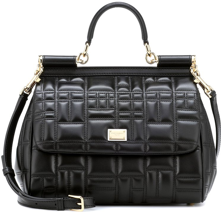 Dolce-&-Gabbana-Sicily-Quilted-Bag