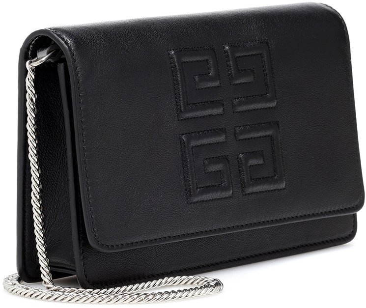 Givenchy-Logo-Embossed-Chain-Wallet-4
