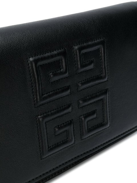 Givenchy-Logo-Embossed-Chain-Wallet-5