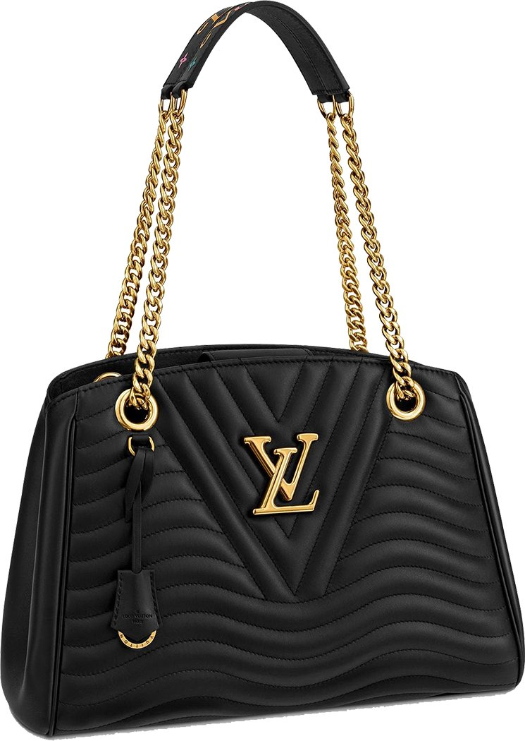 5e74a41f37fd Let s continue to admire and worship the latest Louis Vuitton New Wave  Chain Tote from the Fall Winter 2018 Collection.