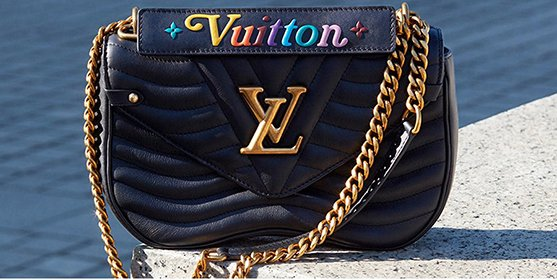 5c241696aa3a Louis Vuitton New Wave Chain Bag