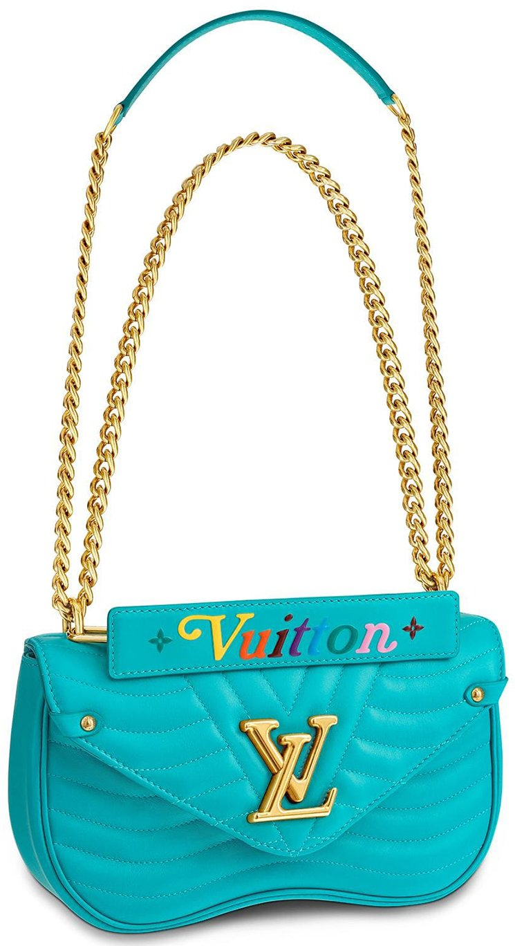 ffbfd9a1100f Louis Vuitton New Wave Chain Bag – Bragmybag