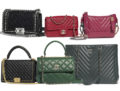 Chanel Fall Winter 2018 Classic And Boy Bag Collection Act 1