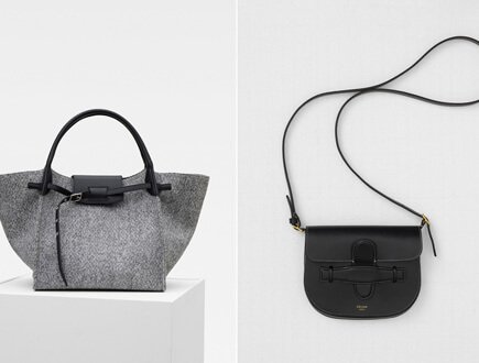 Celine Winter 2018 Seasonal Bag Collection