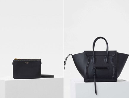 Celine Winter 2018 Classic Bag Collection
