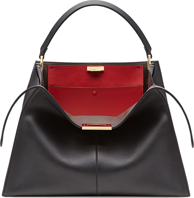 52fb4462f4b Fendi is reinventing the Peekaboo Bag and that's good news because it means  more options. But then again more options means we need to choose and  shopping ...