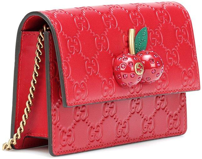 fef4fb4ca93 Gucci Cherry Signature Bag