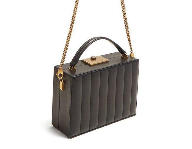 63e0b786c9 Saint Laurent Nan Box Bag