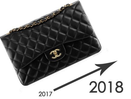 Chanel Price Increase 2018