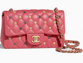1082be3254538c Chanel Charm On Quilting Classic Flap Bag
