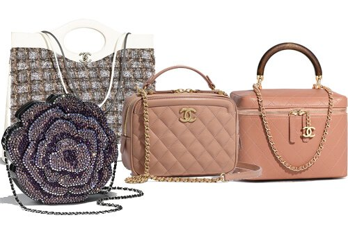 Chanel Fall Winter 2018 Seasonal Bag Collection Act 2