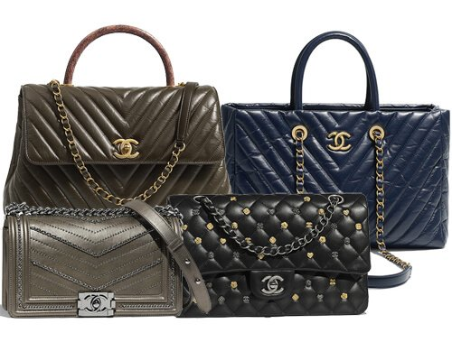 Chanel Fall Winter 2018 Classic Bag Collection Act 2