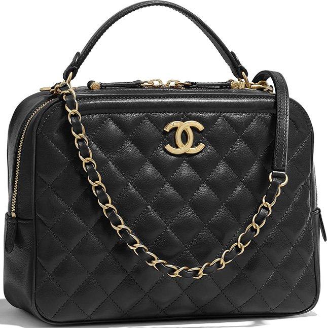943a84723f89 Chanel CC Vanity Case | Bragmybag