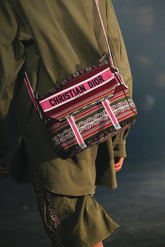 dior spring summer 2019 runway bag collection