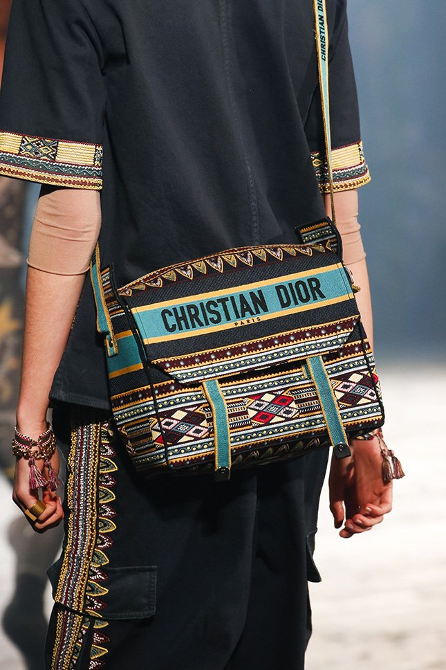 dior spring summer 2019 runway bag collection