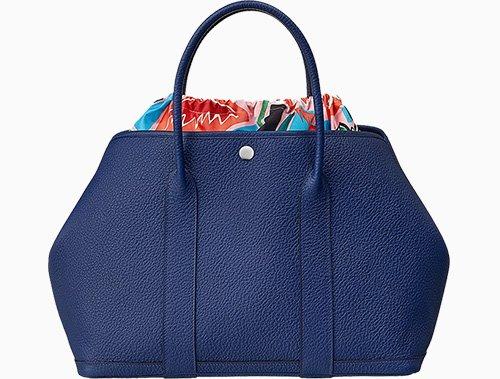 Hermes Garden Pouch Bag
