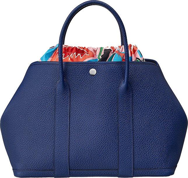 Hermes Garden Pouch Bag Bragmybag