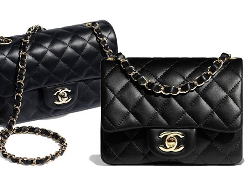 Chanel Has Increased Prices Of The New Mini Classic Bag And Square Mini Classic Bag