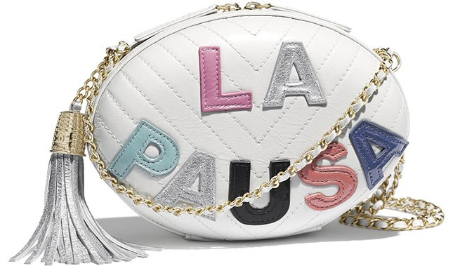 Chanel La Pausa Evening Bag