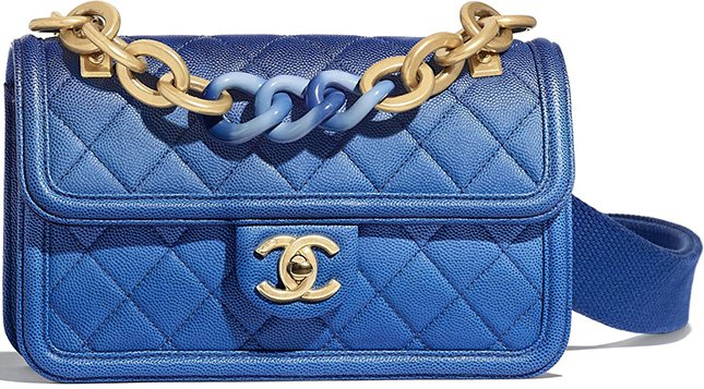 Chanel Small Sunset On The Sea Bag
