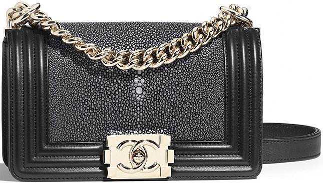 c967ede6132c Chanel Boy Bag Price Uk 2019. Chanel Cruise 2019 Boy Chanel – BAGAHOLICBOY