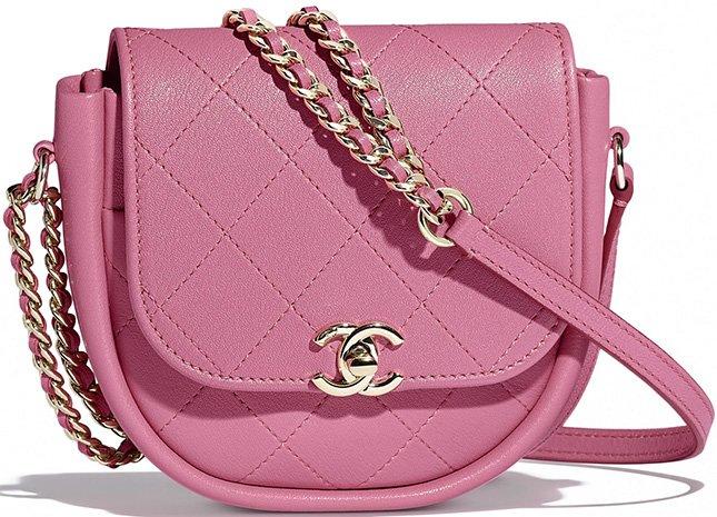 Chanel Casual Trip Messenger Bag