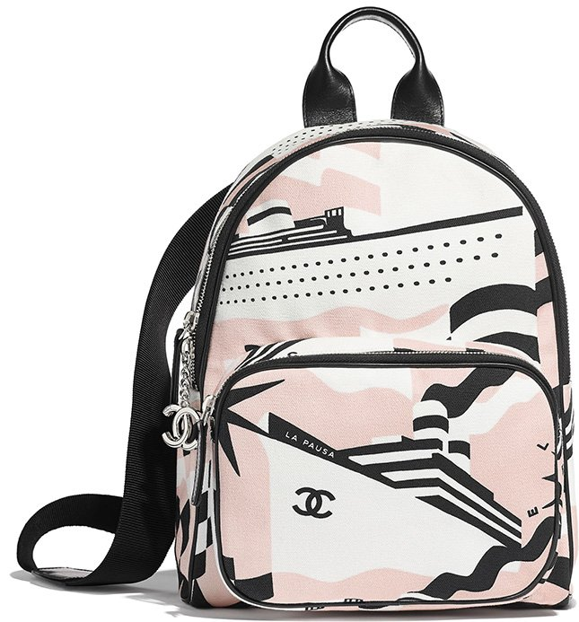 Chanel La Pausa Bay Backpack