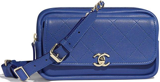 Chanel Casual Trip Waist Bag