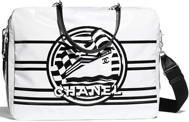Chanel La Pausa Bay Large Camera Case Bag
