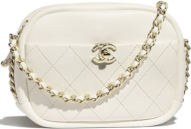 Chanel Casual Trip Camera Case